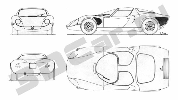 SearchResults in addition Chrysler Oem Jeep Dashboard Air Vent 1bl771dhab Image 4 I1545675 in addition Photos additionally Viewtopic additionally 1968 alfa romeo p33 roadster. on alfa romeo 33 stradale