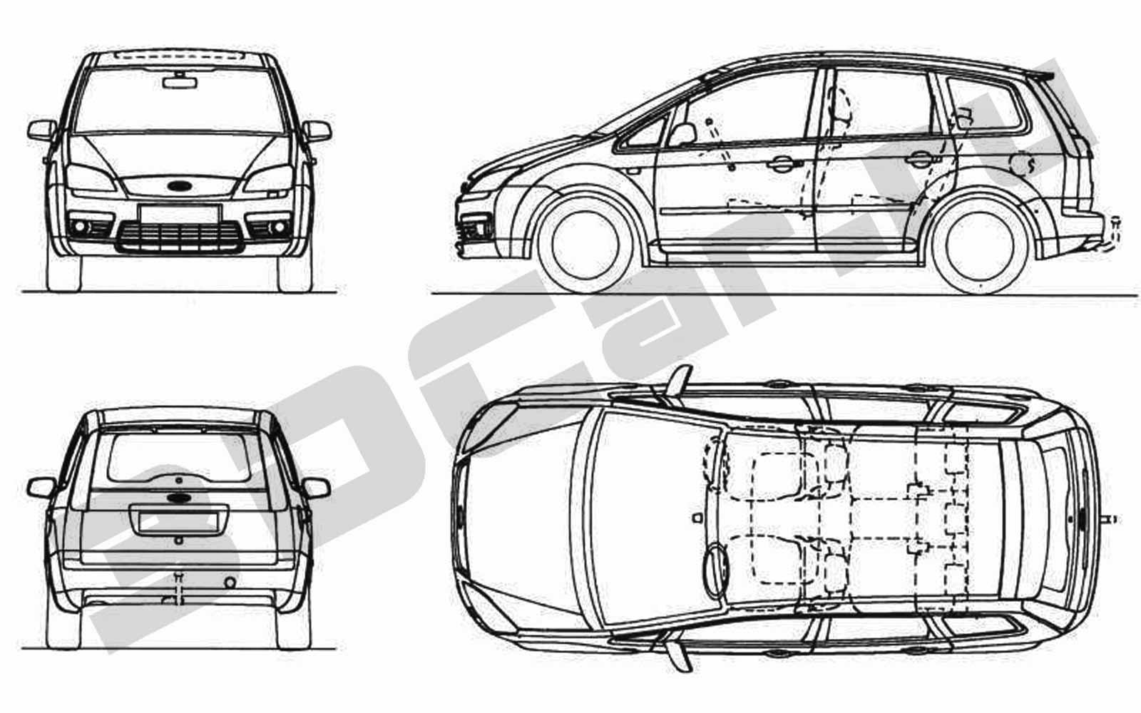 Размер эмблемы форд фокус 22 фотография