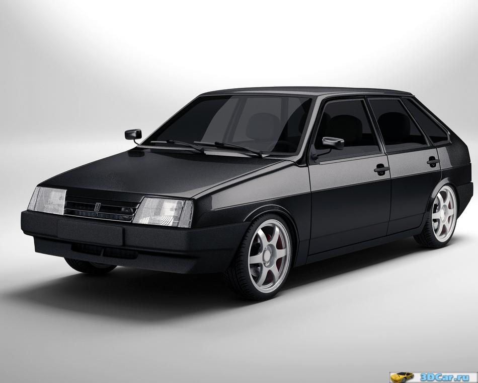 ваз 21093 фото | Фото | Автомобили: http://avto.bigbo.ru/?p=5061