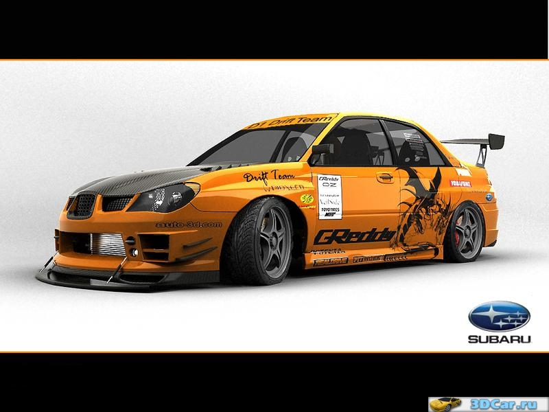 Subaru WRX Drift Team