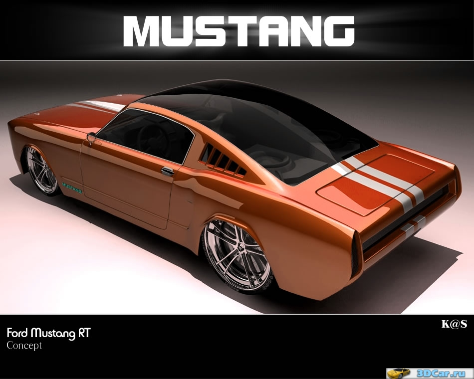 Ford Mustang RT