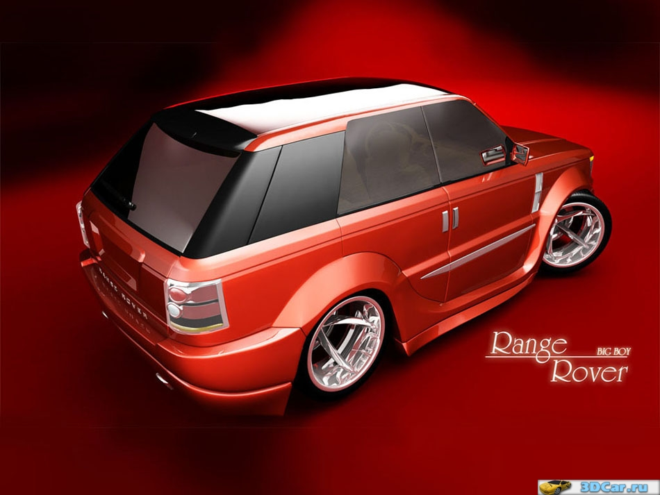 Range Rover big boy