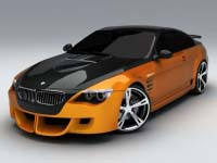 BMW M6 Tension