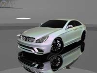 Mercedes CLS Adrenalinous Tuning