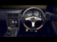 Toyota MR2 Interior