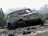 Nissan Patrol DX Walkabout change