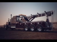 Kenworth w900l heavy towtruck