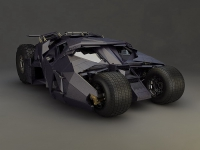Batmobile Tumbler Begins